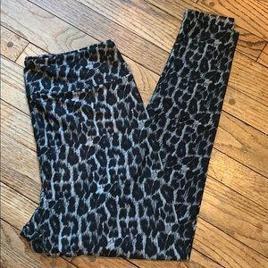BNWOT Leopard Print Lularoe Leggings
